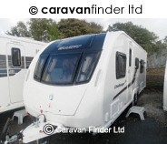 Swift Challenger 630 SE 2014 caravan