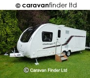 Swift Challenger 645 SE 2014 caravan