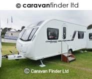 Swift Challenger Sport 514 2014 caravan