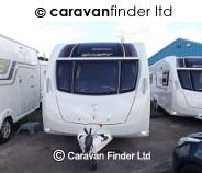Swift Challenger Sport 554 GTS 2014 caravan