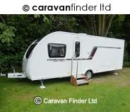 Swift Challenger Sport 584 2014 caravan