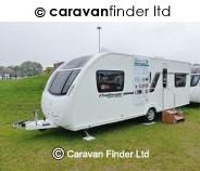 Swift Challenger Sport 586 2014 caravan