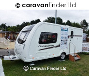 Swift Conqueror 480 2014 caravan