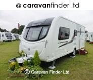 Swift Conqueror 530 2014 caravan