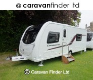 Swift Conqueror 565 2014 caravan