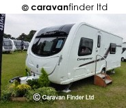 Swift Conqueror 570 2014 caravan
