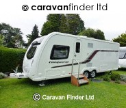 Swift Conqueror 645 2014 caravan
