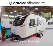 Swift Elegance 580 2014 caravan