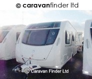 Swift Expression 524 4B 2014 2014 caravan