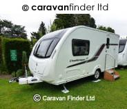 Swift Challenger 480 2015 caravan