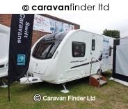 Swift Challenger 570 SE 2015 caravan