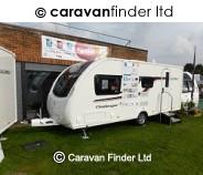 Swift Challenger SE 530 2015 caravan
