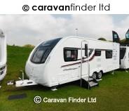Swift Challenger SE 630 2015 caravan