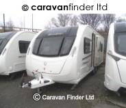 Swift Challenger SE 640 2015 caravan