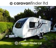 Swift Challenger SE 645 2015 caravan