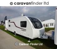 Swift Challenger Sport 586 2015 caravan