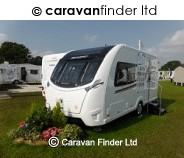 Swift Elegance 480 2015 caravan