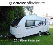 Swift Elegance 530 2015 caravan