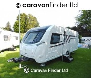 Swift Elegance 580 2015 caravan