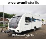 Swift Celebration 580 2016 caravan