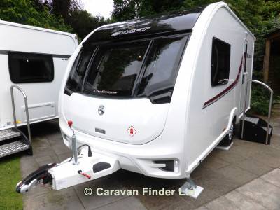 Used Swift Challenger 480 Alde 2016 caravans for sale, South
