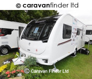 Swift Challenger 530 2016 caravan