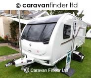 Swift Evolution 580 2016 caravan