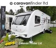 Swift Challenger 590 ALDE 2016 caravan