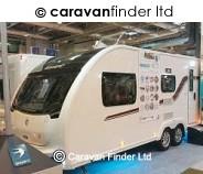Swift Challenger 640 Alde 2016 caravan