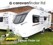 Swift Conqueror 530 2016 caravan