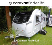 Swift Conqueror 565 2016 caravan