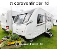 Swift Elegance 570 2016 caravan