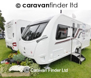 Swift Elegance 645 2016 caravan