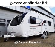 Swift Archway Sport Sudborough 2017 caravan