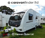 Swift Challenger 530 2017 caravan