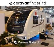 Swift Challenger 560 2017 caravan
