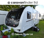 Swift Challenger 580 2017 caravan