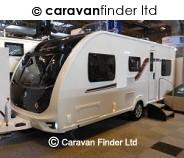 Swift Challenger 590  2017 caravan