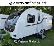 Swift Challenger 645 2017 caravan