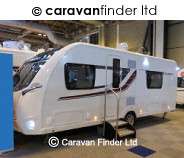 Swift Conqueror 565 2017 caravan