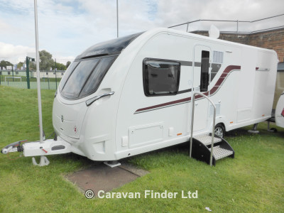 New Swift Conqueror 580 2017 touring caravan Image