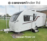 Swift Conqueror 580 2017 caravan