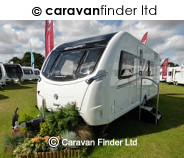 Swift Elegance 570 2017 caravan
