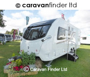 Swift Elegance 645 2017 caravan