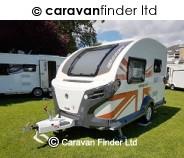 Swift Basecamp Plus 2018 caravan