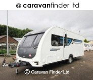 Swift Celebration 580 2018 caravan