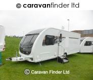 Swift Challenger 580 2018 caravan