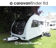 Swift Challenger 590 2018 caravan