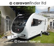 Swift Conqueror 480 2018 caravan