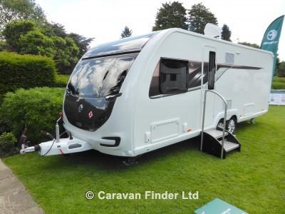 New Swift Conqueror 645 2018 touring caravan Image